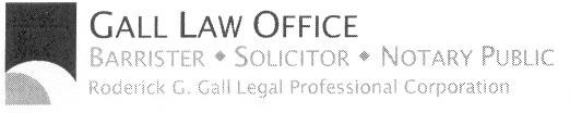 Gall Law Office